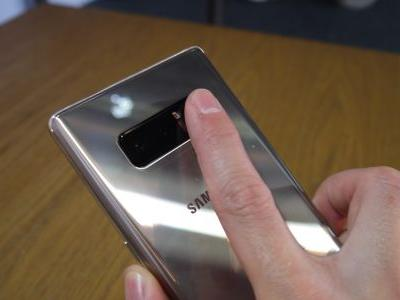 Samsung Galaxy Note 9 probably won't have an in-screen fingerprint scanner
