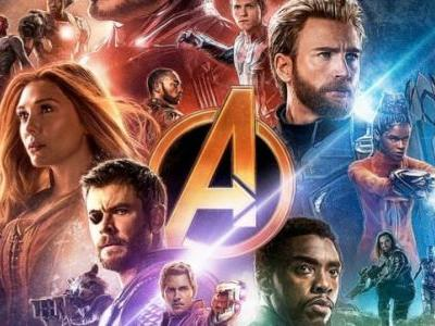 'Avengers: Infinity War' Gets an Astounding Illustrated Poster by Paul Shipper