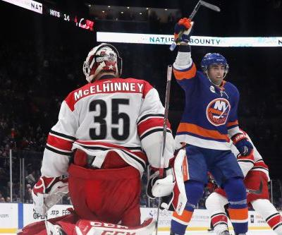 NHL playoffs: Islanders-Hurricanes Round 2 schedule is set