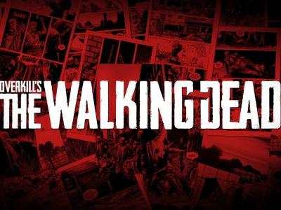 Overkill's The Walking Dead Trailer Debuts First Playable Character
