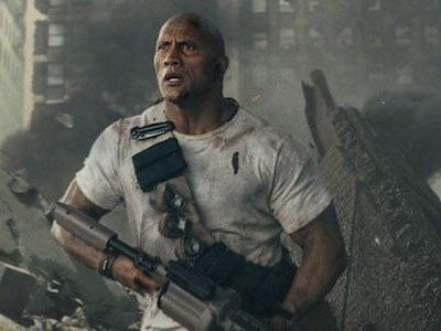 The Ridiculous Rampage Premise Brad Peyton Instantly Turned Down