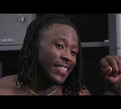 Saints put their faith in Alvin Kamara with the game on the line