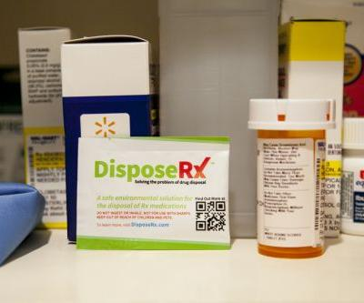 Walmart Takes on the Opioid Crisis With a New Tool That Destroys Drugs