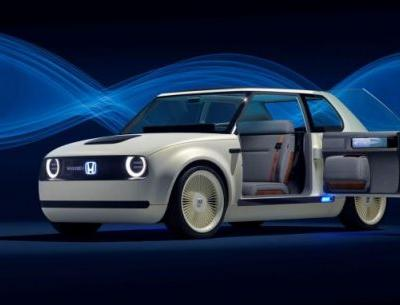 The Honda Urban EV Concept Is Sweet and We Want One