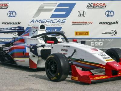 Formula 3 Comes To America With F1-Style Halo, Civic Type R Power
