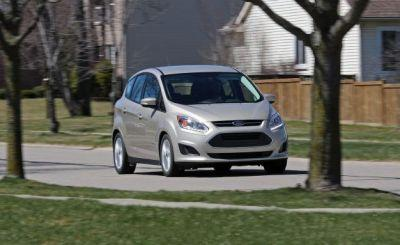 2017 Ford C-Max Hybrid Tested: Falling Further Behind the Curve