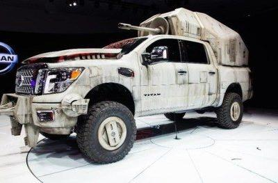 Nissan Unveils Star Wars: The Last Jedi Themed CarsNissan has