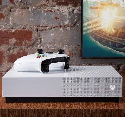 Xbox's One S All-Digital gaming console cuts out the disc drive in favor of digital downloads - you can preorder it now for $249.99