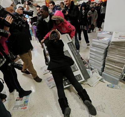 14 things Black Friday workers wish shoppers would stop doing