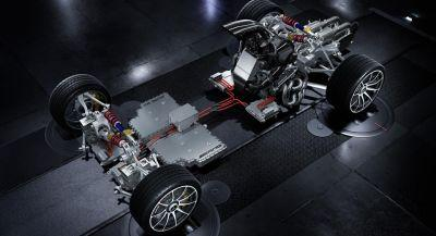 This Is The F1 Powertrain Of The Mercedes-AMG Project One
