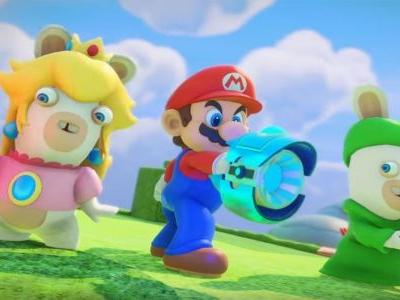 Mario + Rabbids: Kingdom Battle Is Getting A Free Two-Player Mode