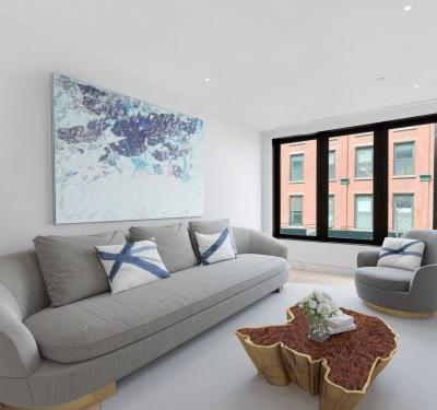 The widest room in this New York City townhouse measures 10 feet across - and it's selling for $5 million