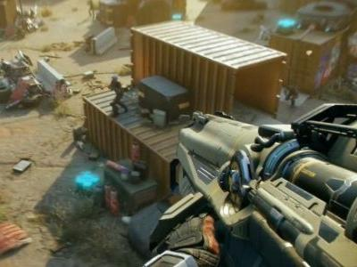Rage 2's Nanotrite Powers Help Deliver a 'Wasteland Superhero' Experience