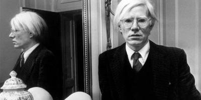 Andy Warhol will star in a documentary shot by Andy Warhol