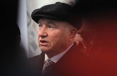 Former mayor of Moscow Luzhkov, once one of Russia's most powerful officials, dies aged 83