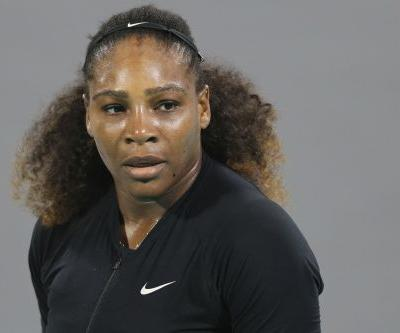 Serena Williams' return date is set