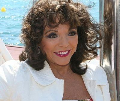 The Dark Circle Beauty Fix Joan Collins Learned from Marilyn Monroe