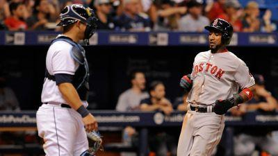 Red Sox beat Rays for eighth straight win