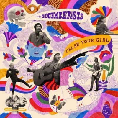"""The Decemberists announce new album, I'll Be Your Girl, share """"Severed"""" single: Stream"""