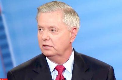 Lindsey Graham to Trump Twitter Jabs: You're Being Applauded by Racists, 'Please Fix This'