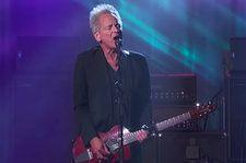 Lindsey Buckingham Puts On Bright Performance Of 'Trouble' and 'Soul Drifter' On 'Kimmel': Watch
