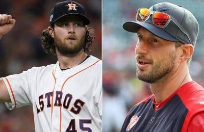 Astros, Nationals lean on starting rotations in World Series
