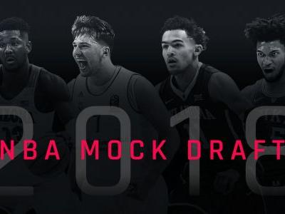 NBA Mock Draft 2018, two-round edition: Kings shake up order; 76ers get value out of multiple picks