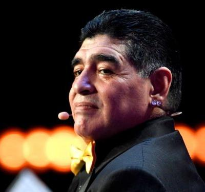 Maradona signs on with Dynamo Brest as chairman of the board