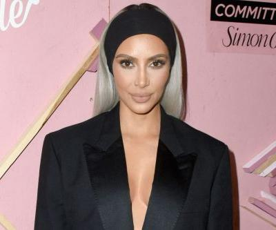Kim Kardashian is not pulling this tux off