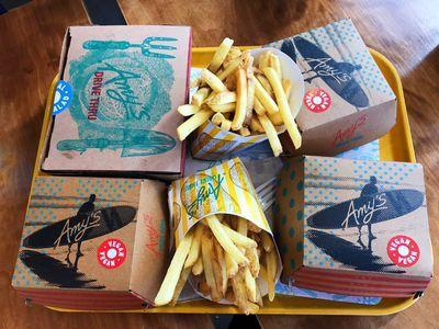 Frozen Food Company Amy's Kitchen Is Turning Into a Fast-Food Chain