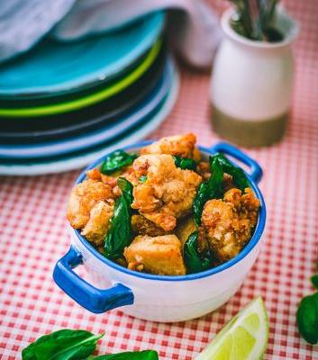 Chinese Five Spice Fried Chicken