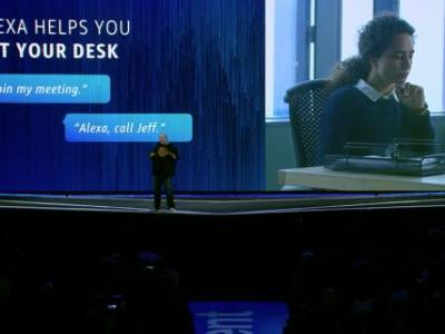 Amazon launches Alexa for Business platform, bringing voice services to the office
