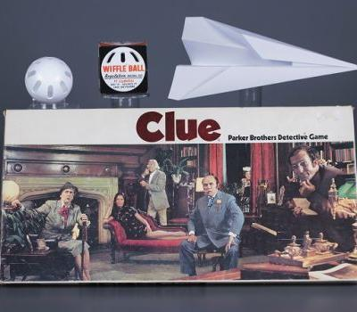 Toy Hall of Fame inductees: Make a plane, have a ball and solve a murder