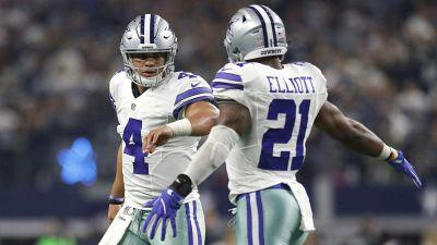 Aaron Rodgers: 'This is just the beginning for the Cowboys'