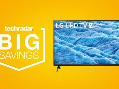 This LG 65-inch 4K TV is on sale for only $499.99 at Best Buy's Memorial Day sale