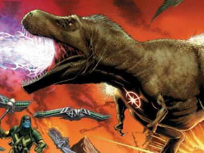 Marvel Confirms The FIRST Superhero Was a Dinosaur | Screen Rant