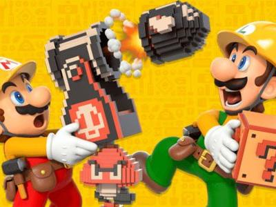 Super Mario Maker 2 Requires Less than 3 GB of Storage