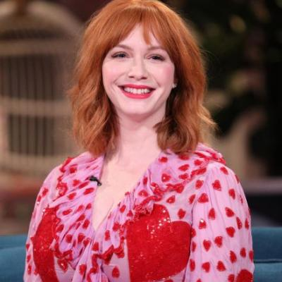 From Crime Queen to Fashion Fan, Christina Hendricks Wears Many Hats