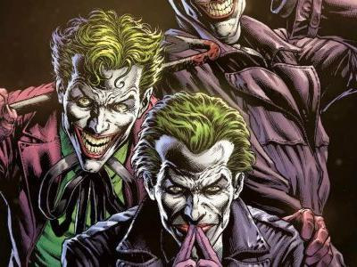 DC's Batman: Three Jokers First Look & Details Revealed at Comic-Con