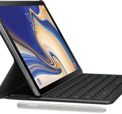 Galaxy Tab S4 Leaks With Keyboard Cover & S Pen Stylus