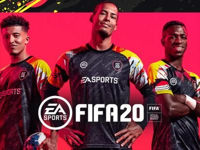 UK Daily Deals: Preorder FIFA 20 for PS4, Xbox One, Nintendo Switch and PC from £24.99