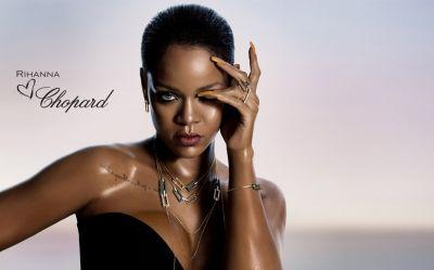 Rihanna Is Collaborating on a Collection of Fine Jewelry With Chopard