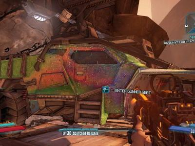 Borderlands 2 Effervescent Guide: where to pick up these rainbow rarity items - Mouthwash, Retainer, Nirvana, Unicornsplosion