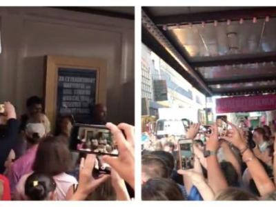 Broadway Stars Give Fans A Night To Remember During NYC Blackout