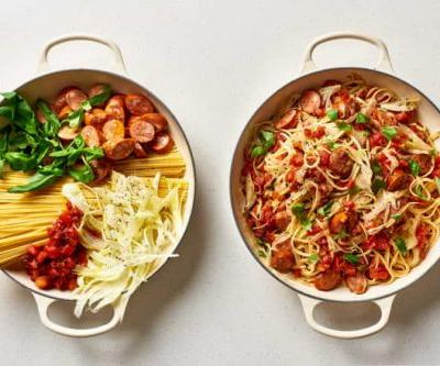 These 5 One-Pot Pasta Recipes Are Absolutely Magical