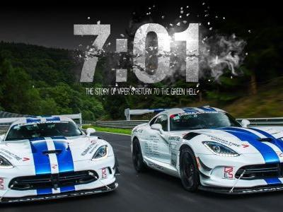 25 Minute Dodge Viper Nurburgring Record Attempt Documentary