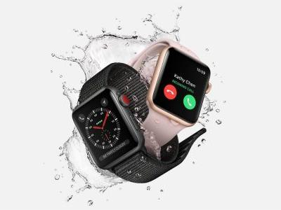 Apple Watch Series 3 with LTE now works with C-Spire, other regional carriers