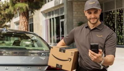 Amazon can now leave packages in your car trunk, starting with GM and Volvo