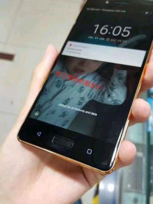 Copper-Colored Nokia 8 Production Unit Leaks In Nine Images