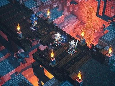 Minecraft Dungeons Local Coop: How to Play Offline Multiplayer